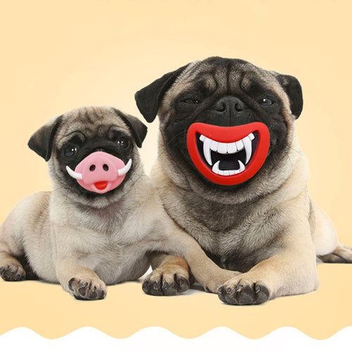 Pig Demon Style Pet Dog Toy