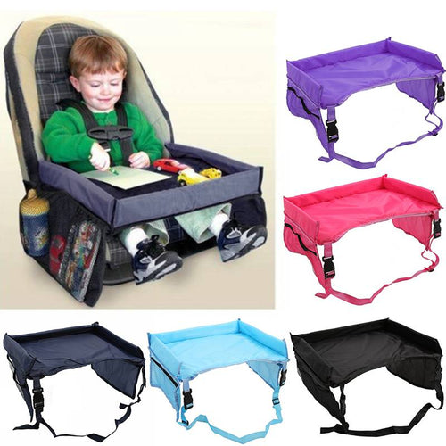 Newborn Baby Car Seat Tray Waterproof Children