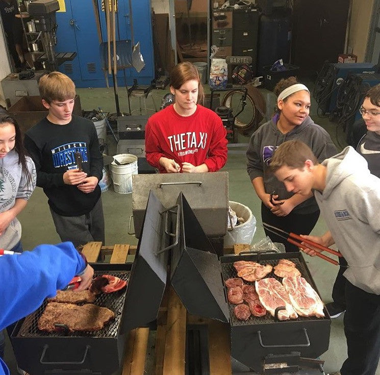 Meat Science Grilling Lab