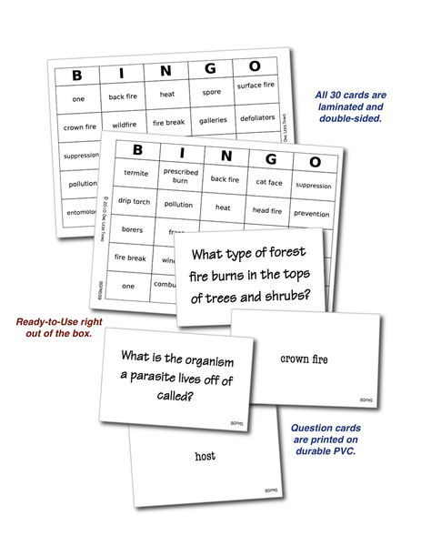 Forest Management, Bingo