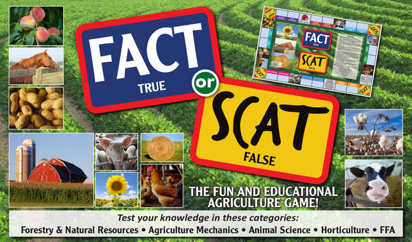 Fact or Scat Ag Knowledge Game