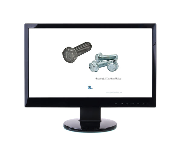 Fasteners ID, IDPix PowerPoint Download