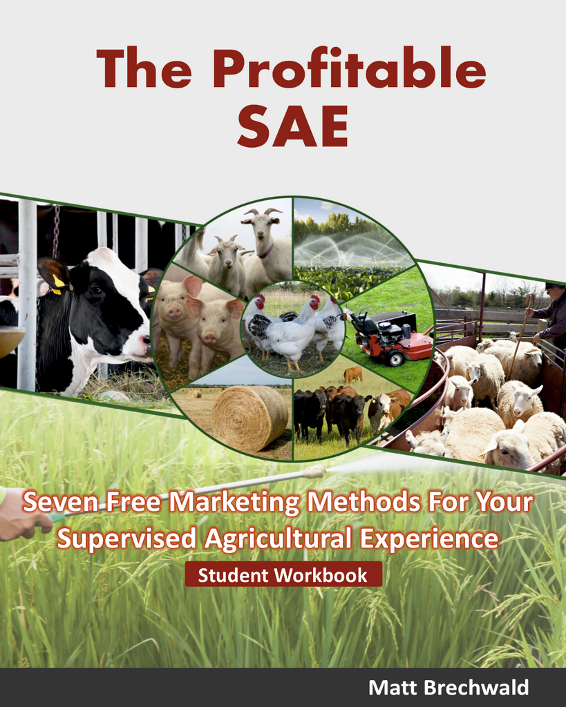 The Profitable SAE, Student Workbook