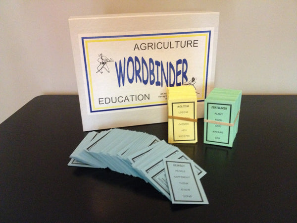 WordBinder Game