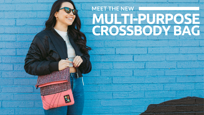 Meet the Multi-Purpose Crossbody