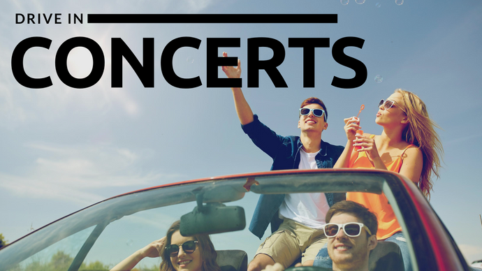 Concert Life: Will Drive-In Concerts Takeoff?