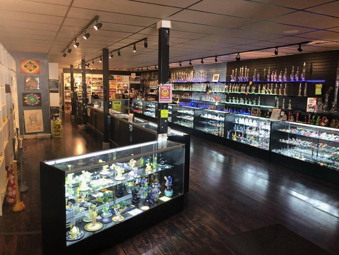Shop of the Month – Up'N Smoke Fort Collins