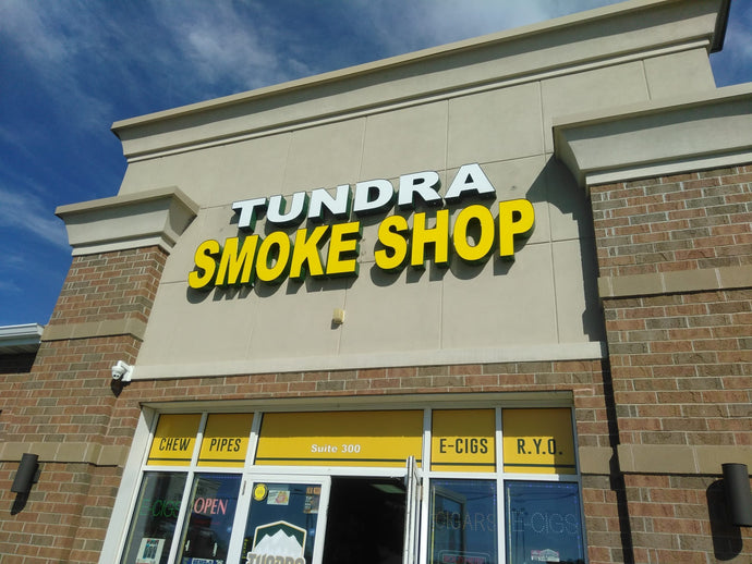 Shop of the Month – Tundra Smoke Shop