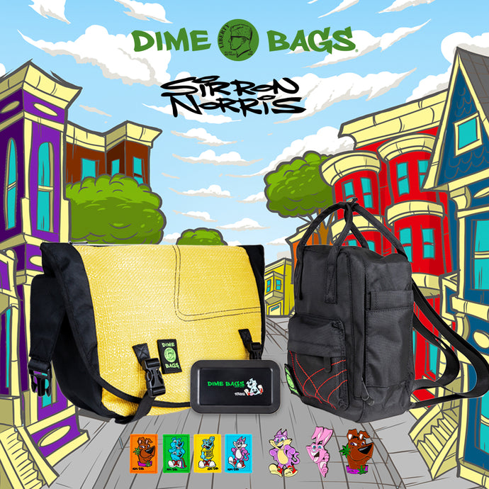 Dime Bags Presents: A Bag Collab with Sirron Norris