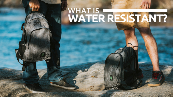 What is Water Resistant?
