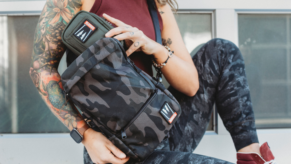 Omerta Smell Proof Bags | Water Resistant Bags