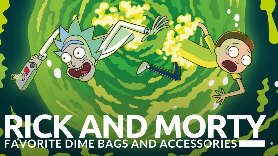 Rick and Morty Accessories