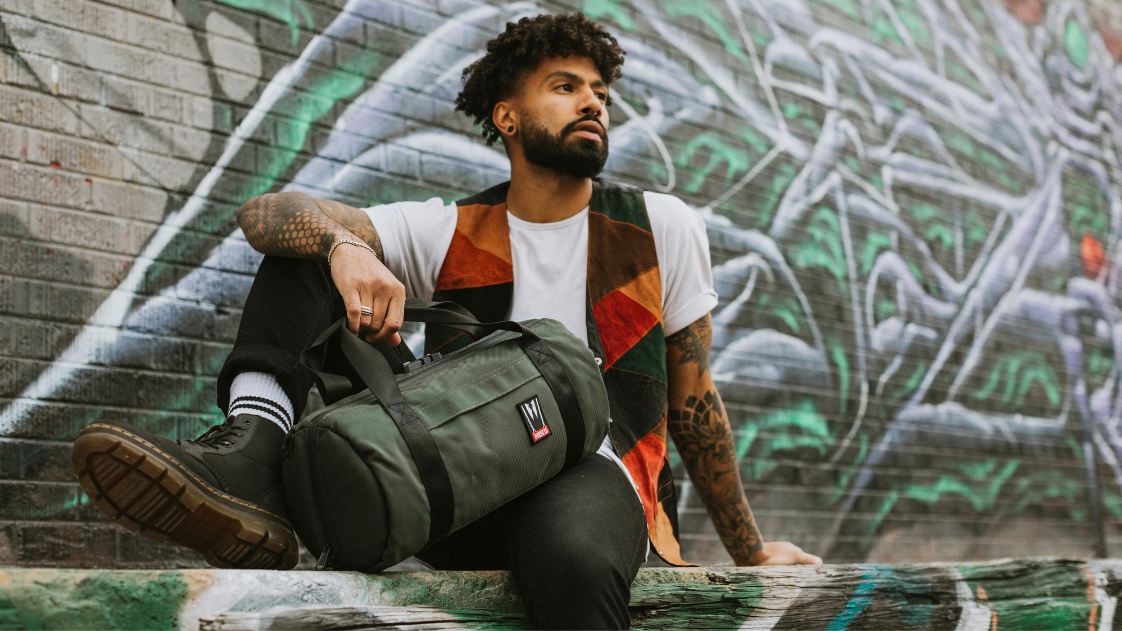 Dime Bags Smell Proof Padded Duffle