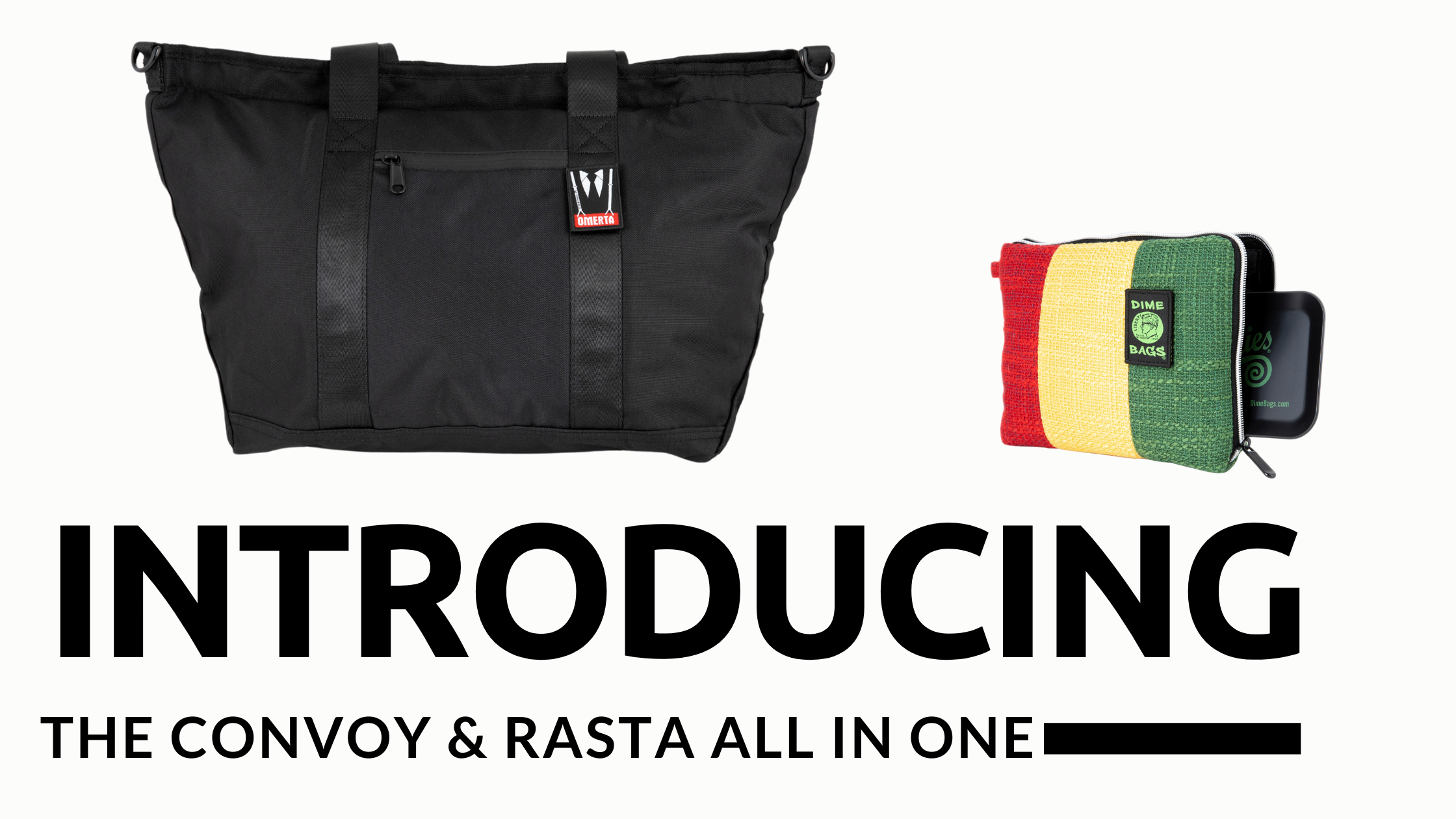 Introducing The Convoy and Rasta All In One