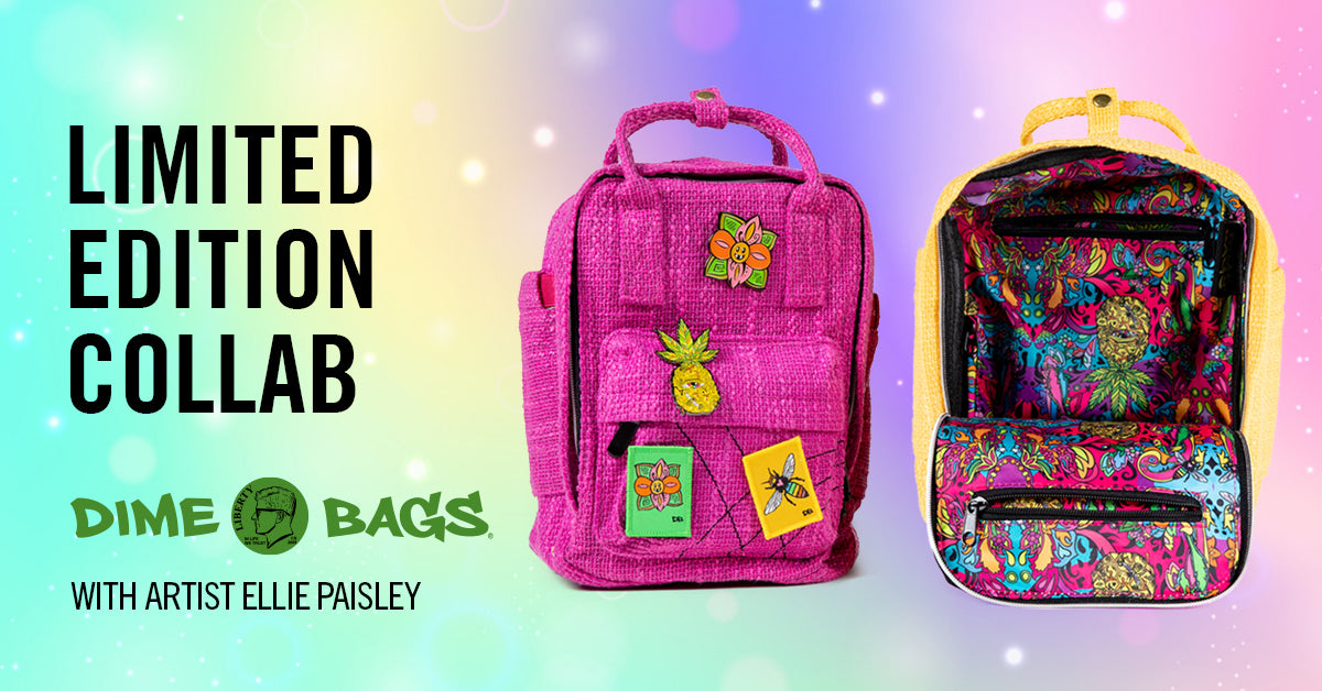 Dime Bags Ellie Paisley Artist Collab Collection