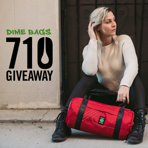 710 Giveaway Dime Bags