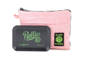 All-In-One Padded Pouch | Smell Proof Pocket & Rolling Tray | odor eliminator & storage container protective case 811926024694