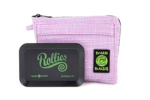 All-In-One Padded Pouch | Smell Proof Pocket & Rolling Tray | odor eliminator & storage container protective case 811926024700