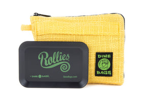 All-In-One Padded Pouch | Smell Proof Pocket & Rolling Tray | odor eliminator & storage container protective case 811926024762