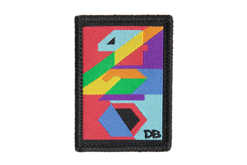 420 Abstract Patch