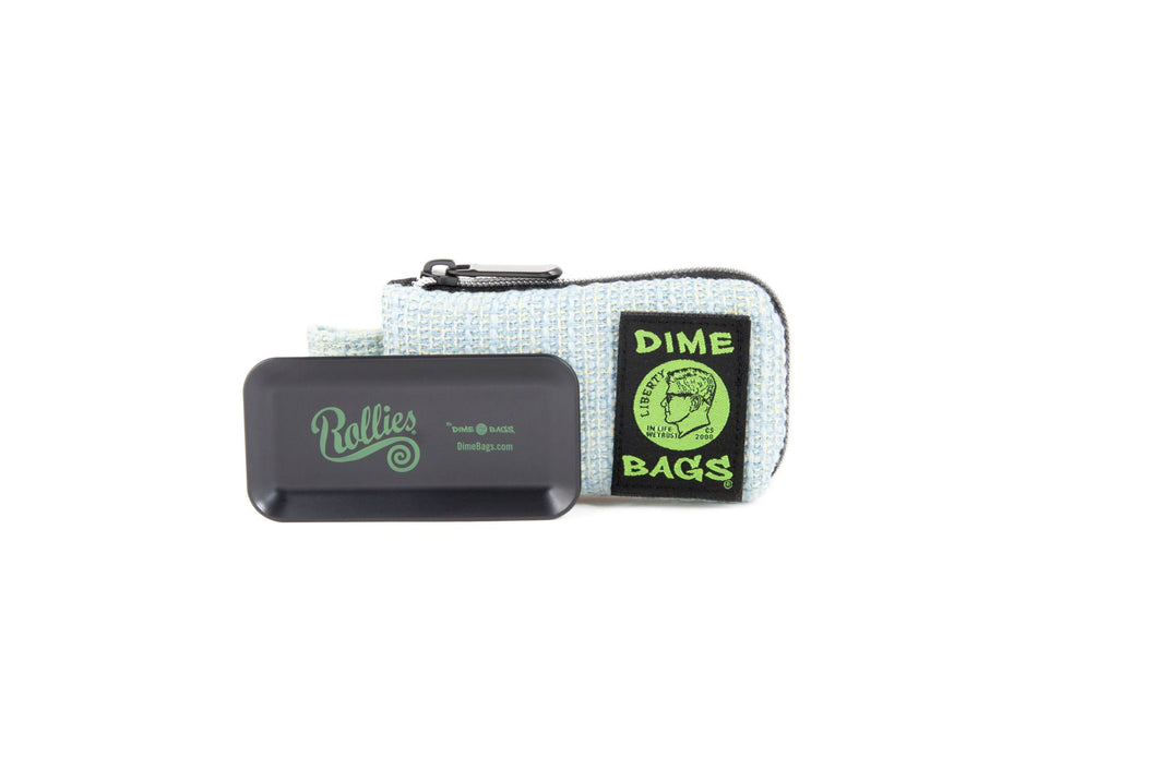 All-In-One Padded Pouch | Smell Proof Pocket & Rolling Tray | odor eliminator & storage container protective case 811926020900