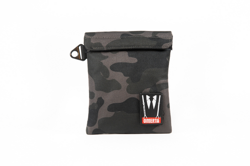 Omerta | Omerta Capo | Smell Proof | Carbon Lining | Carbon Lined Technology | Smell Proof Envelope | Dime Bags