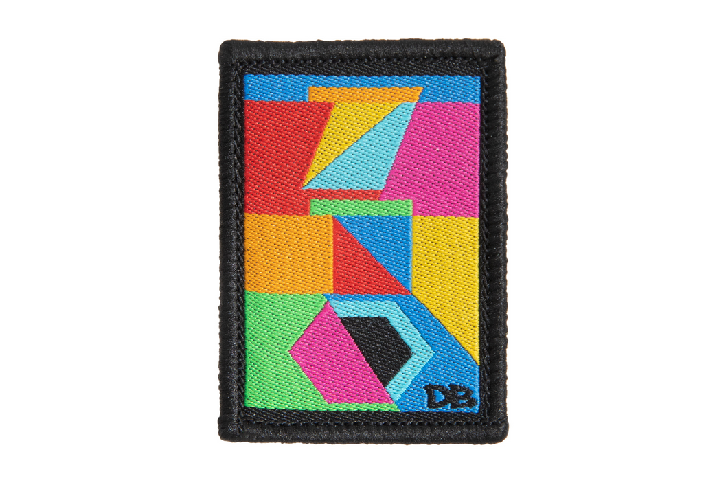 710 Abstract Patch