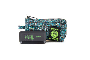 All-In-One Padded Pouch | Smell Proof Pocket & Rolling Tray | odor eliminator & storage container protective case 811926024311