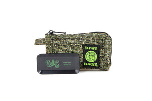 All-In-One Padded Pouch | Smell Proof Pocket & Rolling Tray | odor eliminator & storage container protective case 811926024397