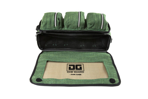 Bully | Padded Dab Station | Over-the-Shoulder Carrying Strap
