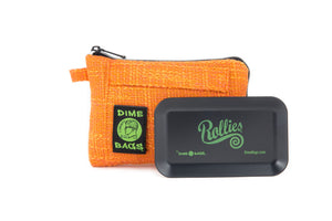 All-In-One Padded Pouch | Smell Proof Pocket & Rolling Tray | odor eliminator & storage container protective case 811926024540