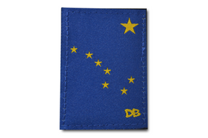 Alaska Flag Patch | Dime Bags | Patch