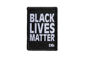 Black Lives Matter Patch | Dime Bags | BLM Patch | Patch