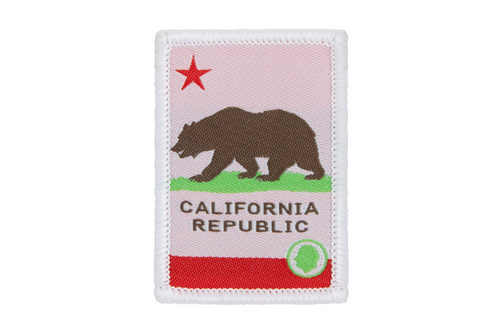 Dime Bags | Dime Bags Patch | Removeable Patch | California | California Republic | California Patch