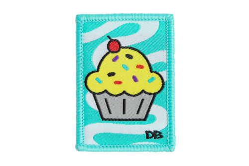 Cupcake Patch | Dime Bags Patch | Patch