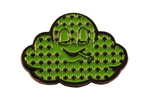 Kold Cloud | Hat Pin | Dime Bags