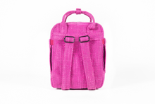 Load image into Gallery viewer, Ellie Paisley Hot Box Magenta | Collab | Mini Backpack | Exclusive Color | Hempster | Pink | Magenta | Cute Backpack | Cute Everyday Purse | Mini Backpack | Small Backpack | Cute Bag | Dime Bags | Dime Bag | Ellie Paisley | Dimebags
