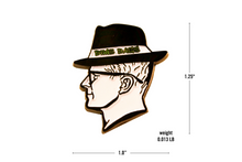 Load image into Gallery viewer, Dime Bags Omerta Frank Hat Pin