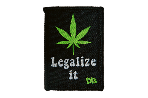 Legalize It | Dime Bags | Patch