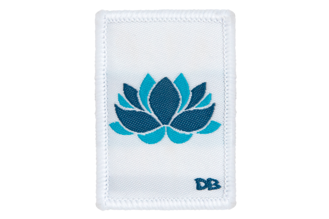 Lotus Flower Patch | Dime Bags | Patch