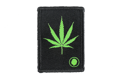MJ Leaf Patch | Dime Bags | Patch | Maryjane | Marijuana
