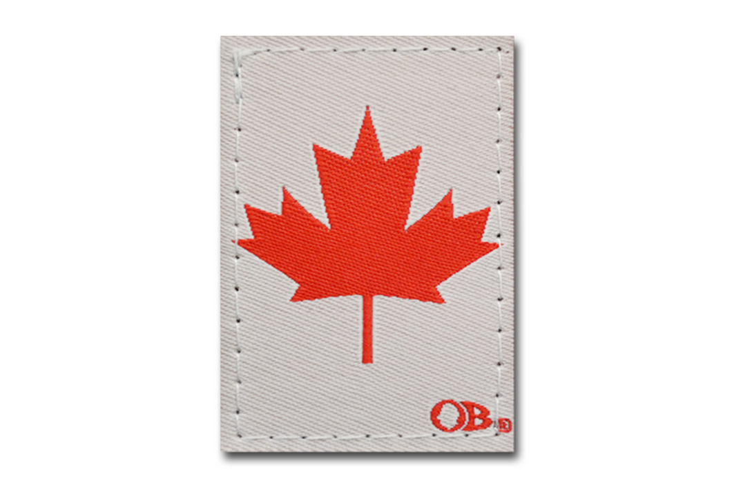 Maple Leaf Patch | Dime Bags | Patch