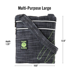 Load image into Gallery viewer, Large Multi-Purpose | Cross-body Unisex Purse | For Everyday Use