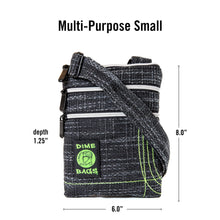 Load image into Gallery viewer, Small Multi-Purpose Bag | Cross-body Unisex Purse | For Everyday Use