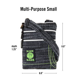 Small Multi-Purpose Bag | Cross-body Unisex Purse | For Everyday Use