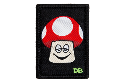 Mushroom Patch | Dime Bags | Patch