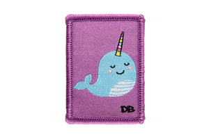 Narwhal Patch | Dime Bags | Patch