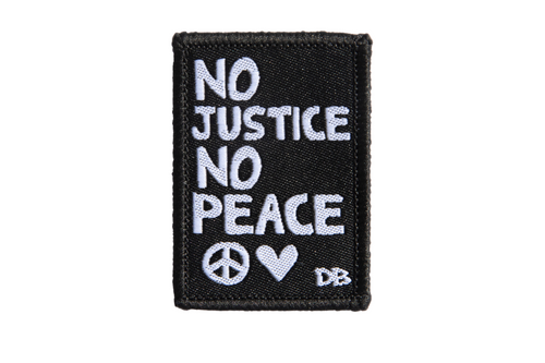 No Justice No peace |BLM Patch | Dime Bags