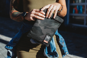 Dime Bags | The Capo | Smell Proof Envelope | Dimebags | Omerta | Smell Proof | Carbon Filtered Technology | Carbon Activated Lining | Carbon Activated Technology | Smellproof | Dimebags | Protective Case | Smell Proof Bags