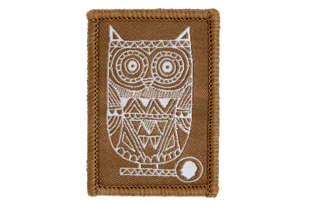 Owl Patch | Dime Bags | Patch